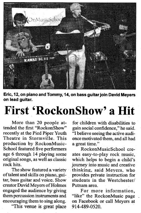 RockonShow.PT.article